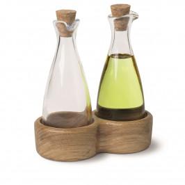 Kay Bojesen Essig & Öl Flasche Eiche