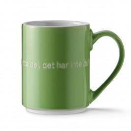 Astrid Lindgren Tasse, jag har en ärta i näsan… schwedischer Text