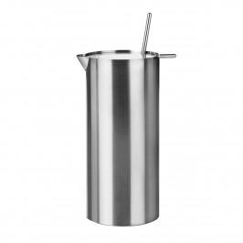 AJ cylinda-line Cocktail-Behälter 1 l Edelstahl