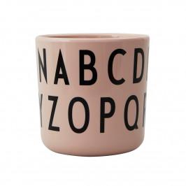 Design Letters Eat&Learn ABC Tasse Nude