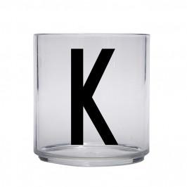 Design Letters Kids Glas K