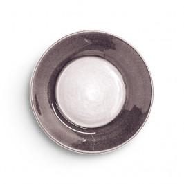 Basic Teller 21cm Pflaume