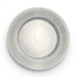 Basic Teller 28cm Grau