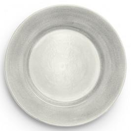 Basic Teller 31cm Grau