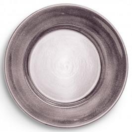 Basic Teller 31cm Pflaume