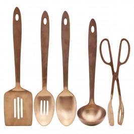 Take Küchenzubehör 5 Teile Kupfer