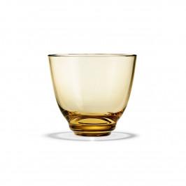 Flow Wasserglas 35cl Amber