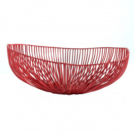 Meo Schale oval Rot
