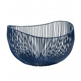 Tale Schale oval Blau