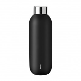 Keep Cool Thermosflasche 0,6 l Black (schwarz)