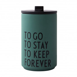 Design Letters Thermosbecher Forever