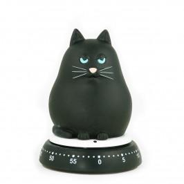 Katt Timer schwarz