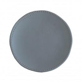Lille kleiner Teller mit Punkten 18cm grau