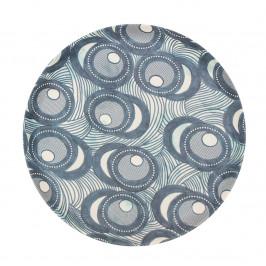 Bambufiber kleiner Teller 14cm Fish eye