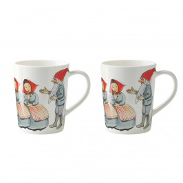 Elf Family Glögg-Tasse 2er Pack 10cl
