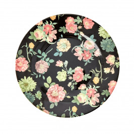 Rice melamin kleiner Teller 20cm Dark rose