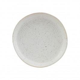 Pion kleiner Teller Ø16,5cm grau-weiß