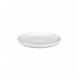 All-time Untersetzer für mocha Tasse Ø 12cm weiß