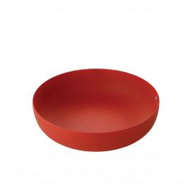 Alessi Servierschale rot Ø 24cm