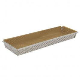 Backform mit abnehmbaren Boden 10,5 x 35cm