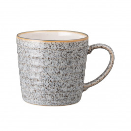 Studio Grey Tasse geriffelt 40cl Granite