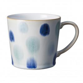 Denby Spot Tasse 40cl Blau