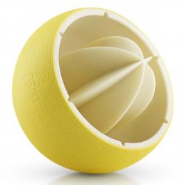 Eva Solo Zitruspresse kugelförmig gelb