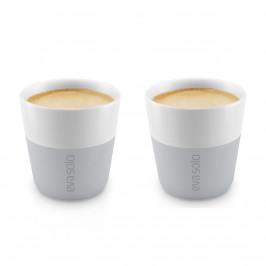 Eva Solo Espresso Becher 2er Pack marble grey (marmorgrau) 2er Pack