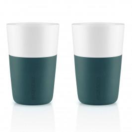 Eva Solo Caffé Latte Becher 2er Pack Petrol