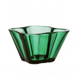 Alvar Aalto Schale 75mm smaragdgrün