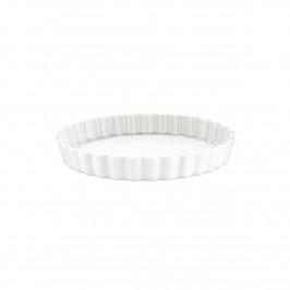 Pillivuyt Quiche-Form rund weiß Ø 11cm