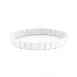 Pillivuyt Quiche-Form rund weiß Ø 24cm