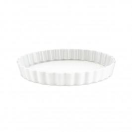Pillivuyt Quiche-Form rund weiß Ø 21cm