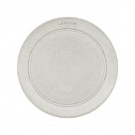 Staub White Truffle kleiner Teller 15cm
