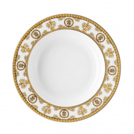 Versace I love Baroque tiefer Teller Bianco