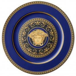 Versace Medusa Blue Platzteller 33cm