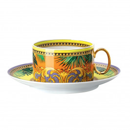 Versace Jungle Animalier Tasse Multi
