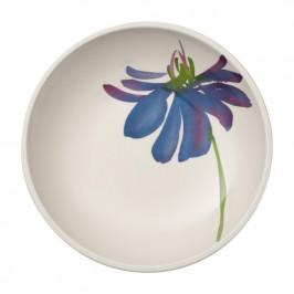 Artesano Flower Art Schale Ø 23,5cm weiß