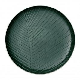 It's My Match Leaf Teller 24cm Green