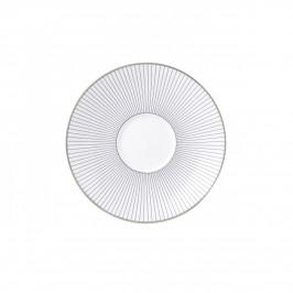 Pinstripe Untersetzer für groß Tasse weiß