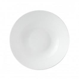 Gio tiefer Teller Ø 25cm weiß