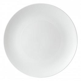 Gio runder Servierteller Ø 31cm weiß