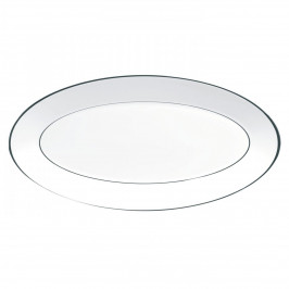 Platinum ovaler Servierteller 45cm
