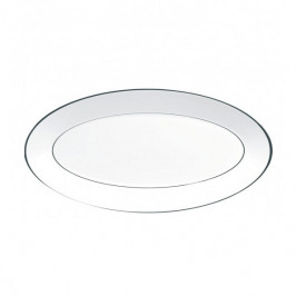 Platinum ovaler Servierteller 39cm