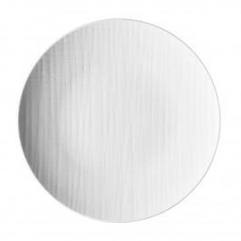 Mesh Teller 24cm weiß