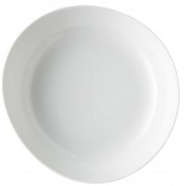 Junto tiefer Teller 25cm weiß