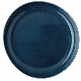 Junto tiefer Teller 33cm Ocean blue