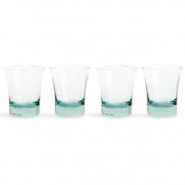 Re:turn Wasserglas 4er Pack grün