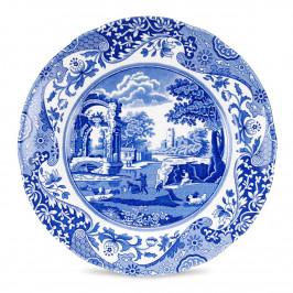 Blue Italian kleiner Teller 20cm