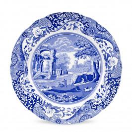 Blue Italian Buffe-Teller Ø 30cm
